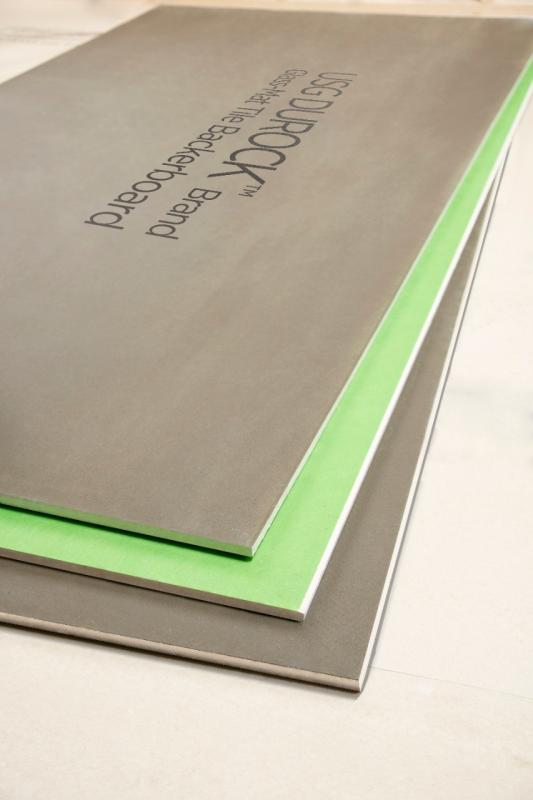 Durock Glass-Mat Tile Backer Board